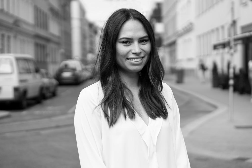 Content-Redakteurin Mabel Reitbauer von der Schreibagentur