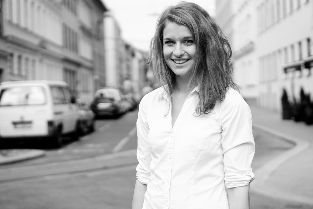 SEO-Expertin Viola Kurz von der Schreibagentur in 1170 Wien
